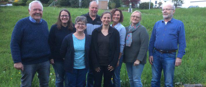 Wachwechsel im Vorstand des Sängerbundes Dilsberg